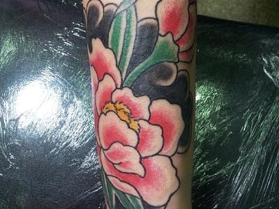 pin sonnenuntergang meer tattoos - photo #48